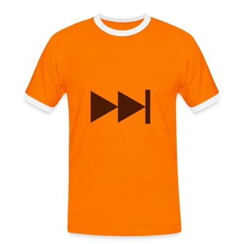 next - T-shirt contrasté Homme