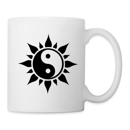 tasse équilibre - Mug blanc