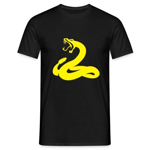 Snake skjorte - T-skjorte for menn