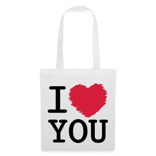 I Luv Begs - Tote Bag