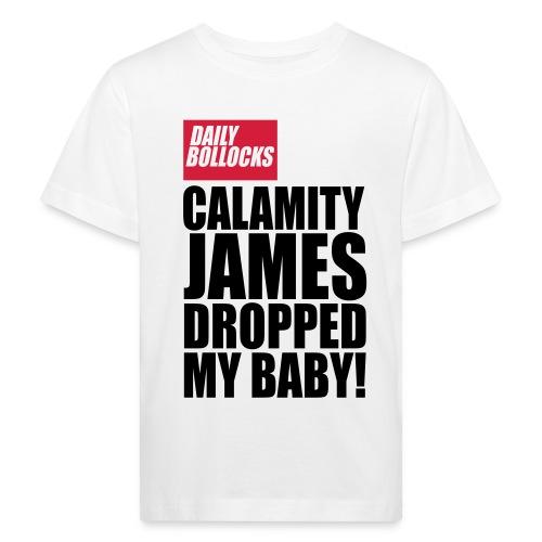 Calamity James - Kids' Organic T-Shirt