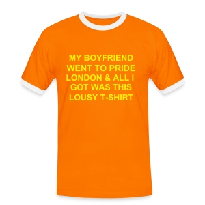 Lousy Pride - Men's Ringer Shirt