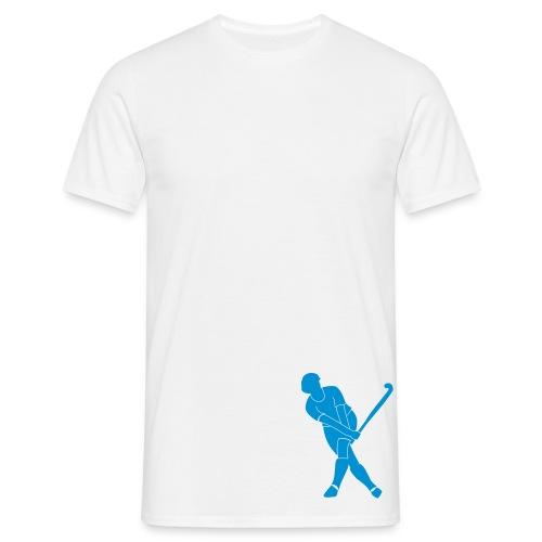 Hockeyshirt_boys (front) - Männer T-Shirt