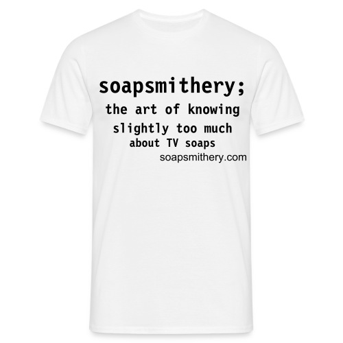 Soapsmithery.com - Men's T-Shirt