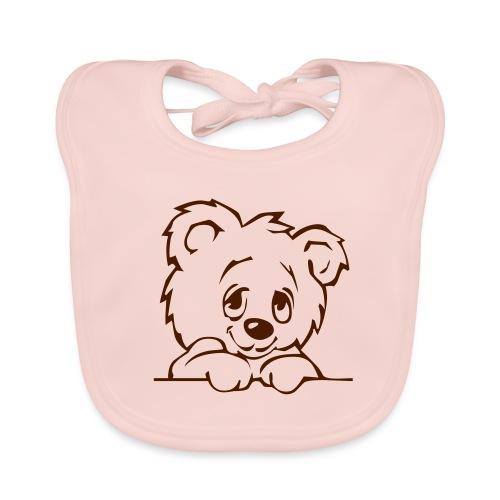 bärenstark - Baby Bio-Lätzchen