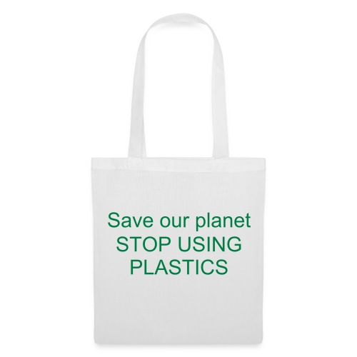 Save our planet - Tote Bag