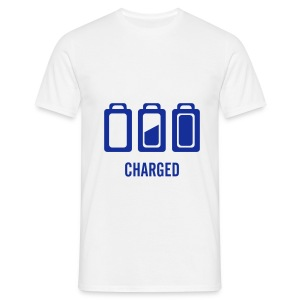 Charged - Men's T-Shirt