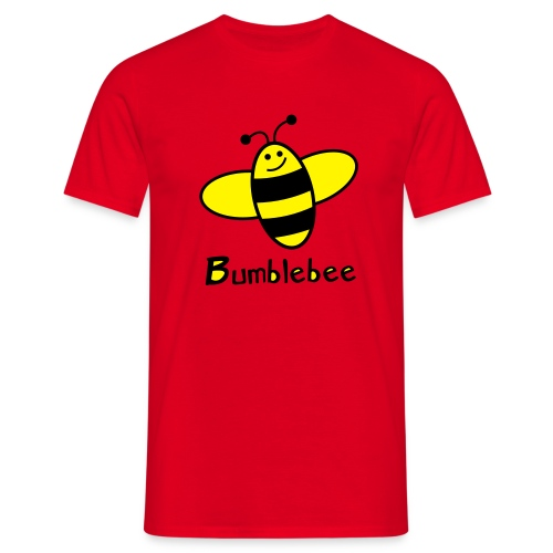 BumblebeeTee - Men's T-Shirt