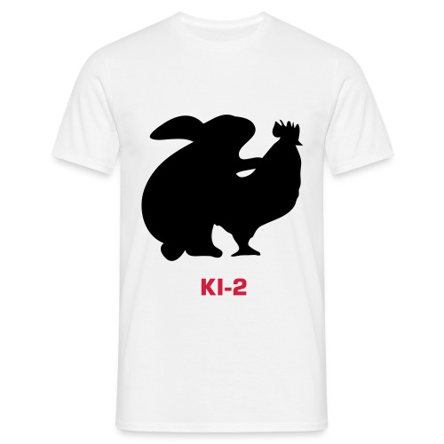 bicol rabbit shirt - Men's T-Shirt
