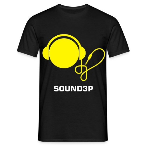 SOUNDTRIP shirt - Men's T-Shirt