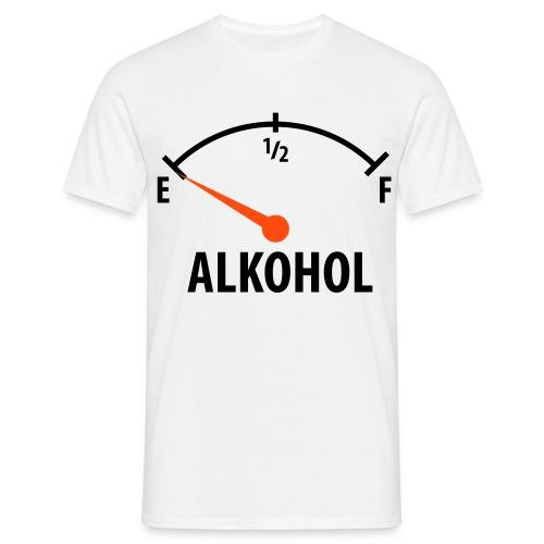Alkohol - Tank - T-shirt herr