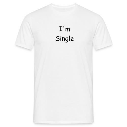 Single 03 - Men's T-Shirt