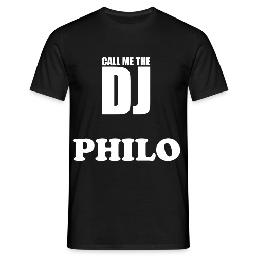 PHILO - T-shirt Homme