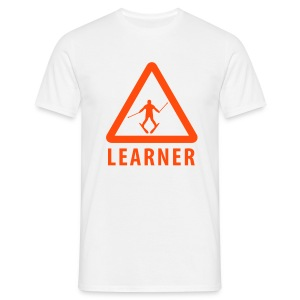 Learner - Men's T-Shirt