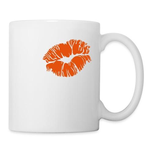 Mug Kiss - Mug blanc