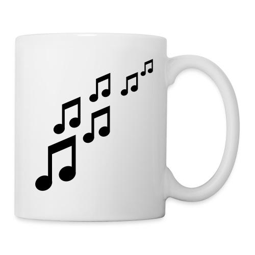 Mug Musical - Mug blanc