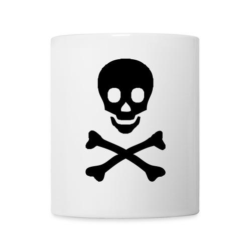 Mug mortelle - Mug blanc