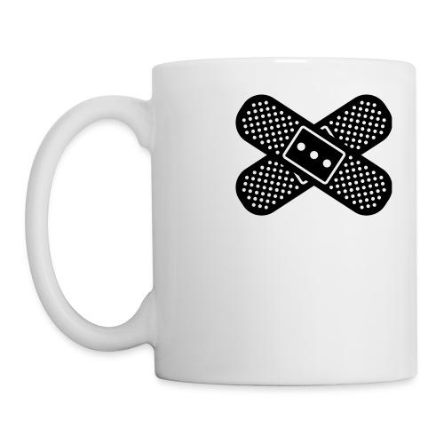 Mug Pansement - Mug blanc