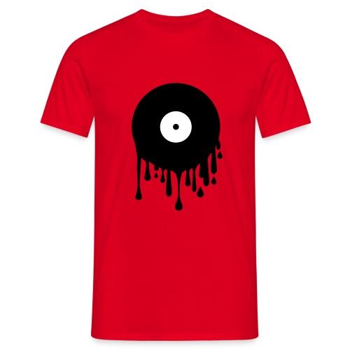 T-Shirt Vinyle - T-shirt Homme