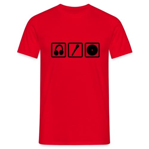 T-Shirt Music - T-shirt Homme