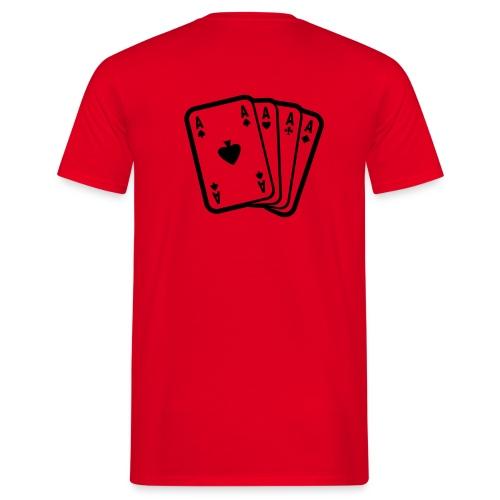 T-Shirt Carré d'As - T-shirt Homme