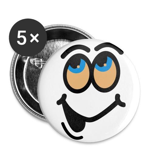 Buttons 5 PACK 32MM - Buttons medium 32 mm