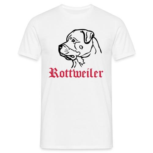 T-shirt - Herre-T-shirt