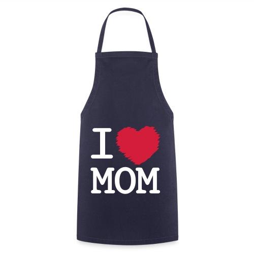 Förkläde - kärlek = matlagning =mamma
