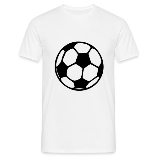 Football (black) - Men's T-Shirt