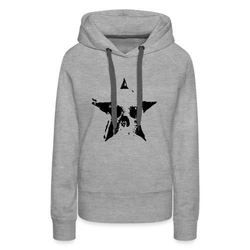 Death Star (black) - Women's Premium Hoodie