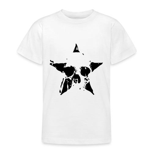 Death Star (black) - Teenage T-Shirt