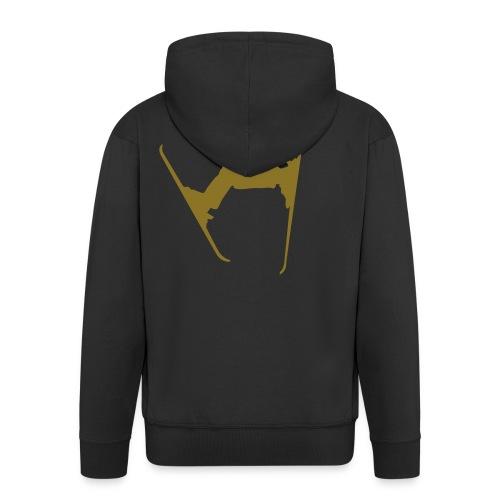INFINITYSKI.HOODIE - Men's Premium Hooded Jacket