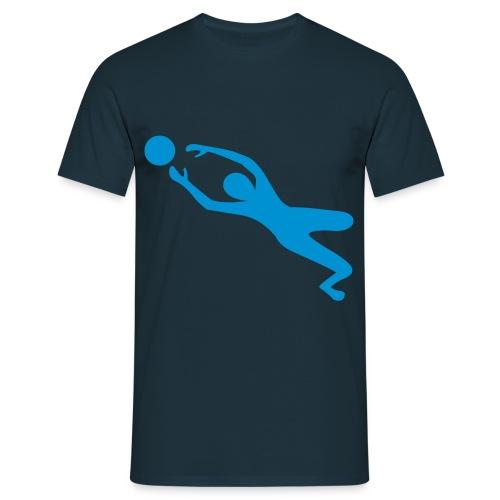 Goalkeeping T-skjorte - T-skjorte for menn