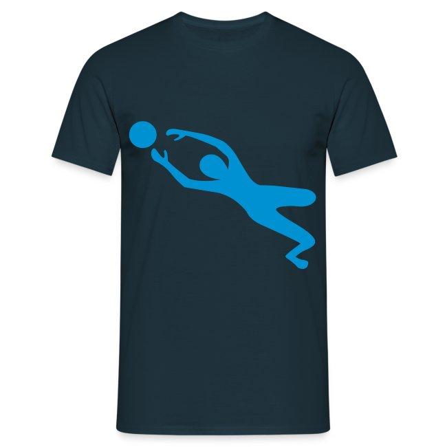 """""""Goalkeeping"""" T-skjorte"""