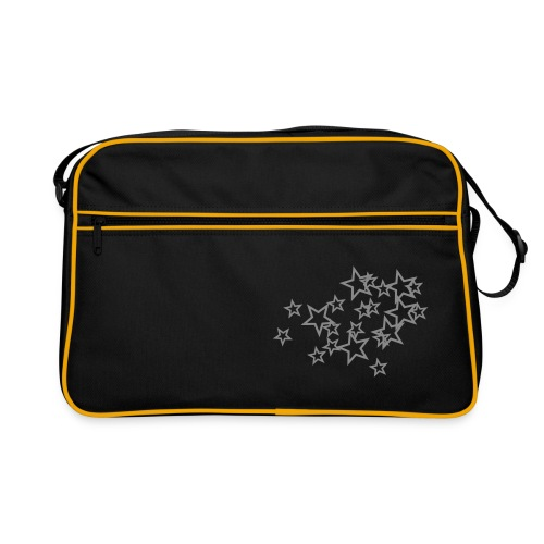 Star bag - Retro Tasche