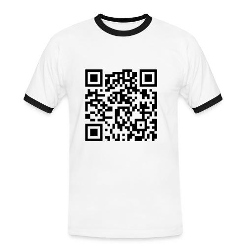 Kontrast-Shirt knecht-ruprecht.info - Männer Kontrast-T-Shirt
