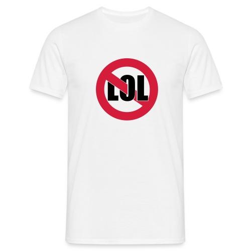 BNP-Bug fixed - Männer T-Shirt