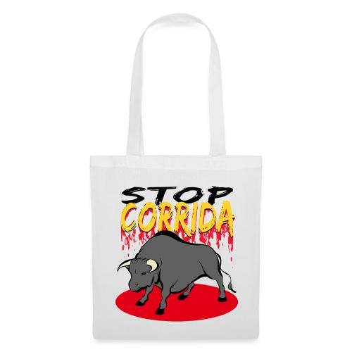 sac stop corrida - Tote Bag