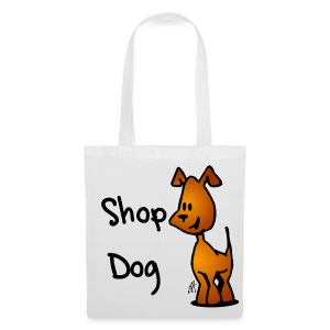 Shop Dog - Kangaskassi