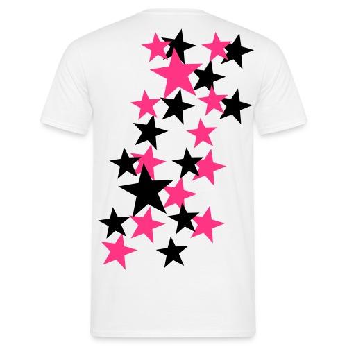 retro stars - Männer T-Shirt
