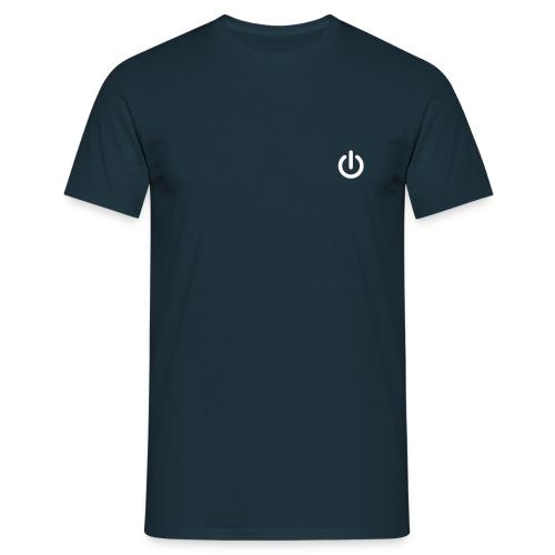 push (button) me away - Men's T-Shirt