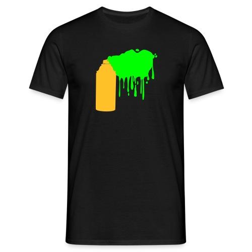 bleeding spray - Men's T-Shirt