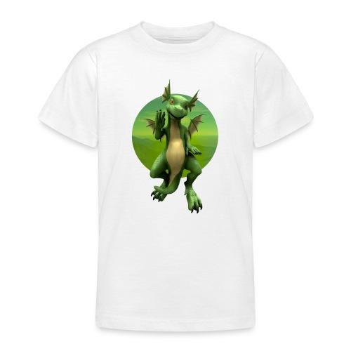 Hallo - Teenager T-Shirt