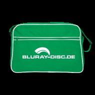 Taschen & Rucksäcke ~ Retro Tasche ~ Tasche hellblau