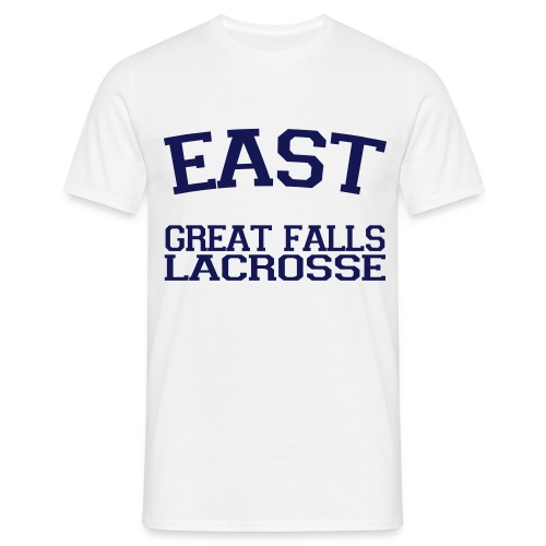 East Great Falls - Männer T-Shirt