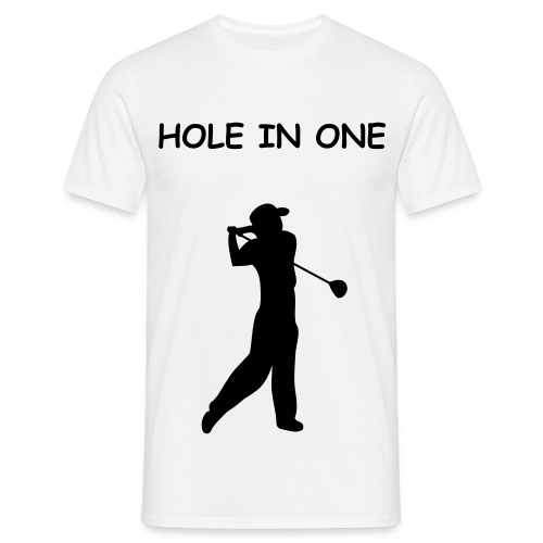 GOLF SHIRT - T-skjorte for menn