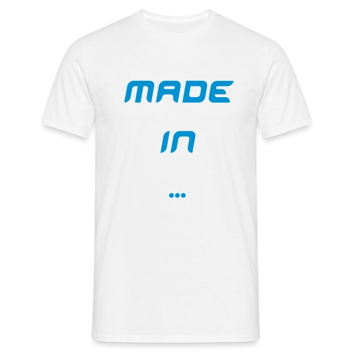 made in 13 - T-shirt Homme
