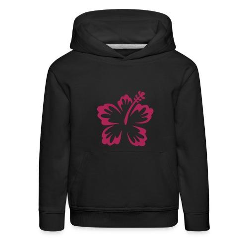 Hibiscus - Kids' Premium Hoodie