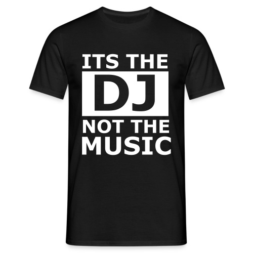 itsthedj - Men's T-Shirt