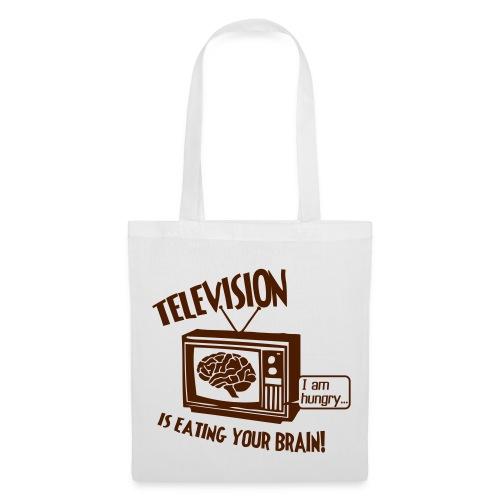 Television Tote Bag - Tote Bag
